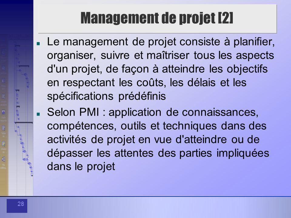 Management de projet [2]